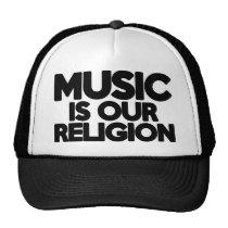 d.j, rave, hardstyle, trance, techno, music, house, electro, dubstep, gabber, Boné com design gráfico personalizado