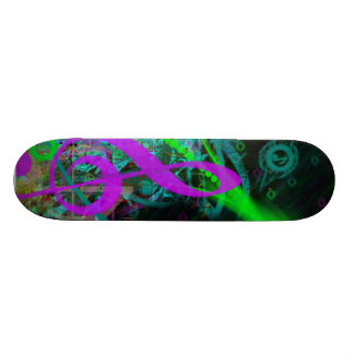 Music Rider Skateboards