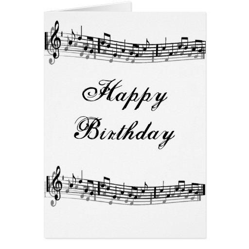 Music Rocks Me__ Greeting Card