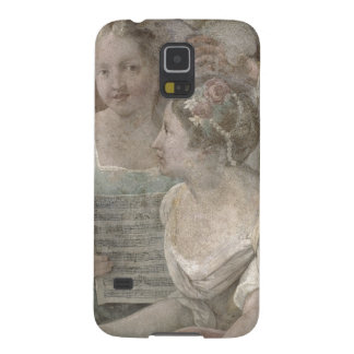 Music Room (fresco) (detail of 60259) Cases For Galaxy S5