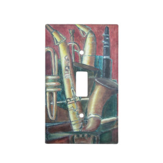 MUSIC ROOM Light Switch Cover