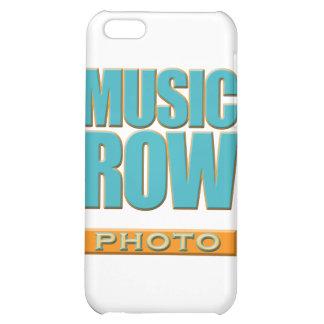 Music Row Photo iPhone 5C Case