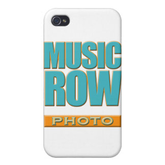 Music Row Photo iPhone 4/4S Cover