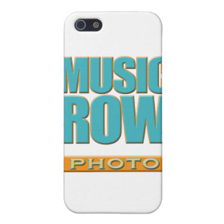 Music Row Photo Cases For iPhone 5