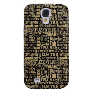 Music Samsung Galaxy S4 Case