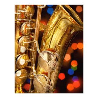 Music - Sax - Very saxxy Flyer