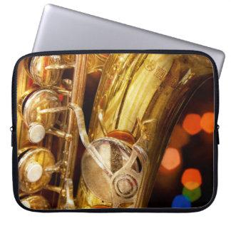 Music - Sax - Very saxxy Computer Sleeve