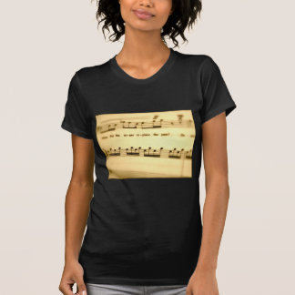 Music Score Art Gifts T-Shirt