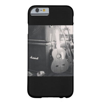Music Set Black IPs Phone case