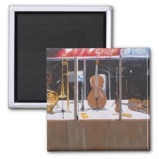 Music Shop Magnet