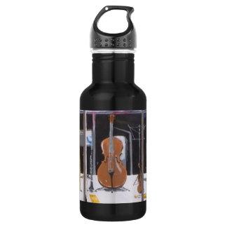 Music Shop Water Bottle