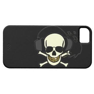 Music Skull iPhone 5 Case