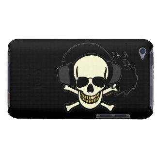 Music Skull iPod Case