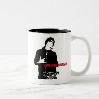 Music Snob Coffee Mug