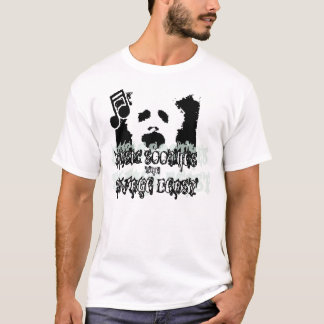 Music Soothes the Savage Beast T-Shirt