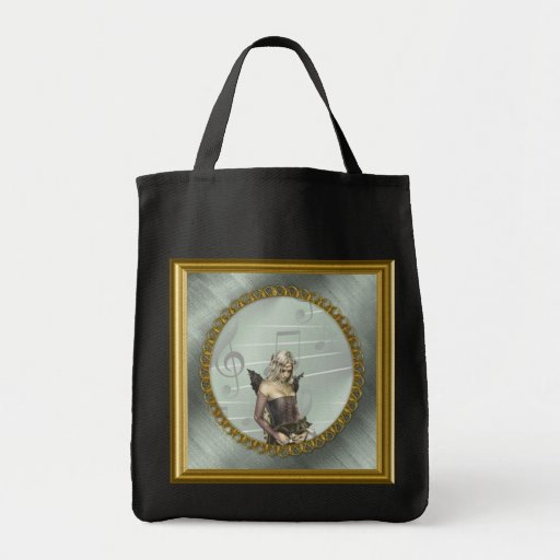 Music Soothes Tote Bag