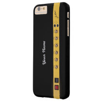 Music Sound Guitar Voice Amplifier Barely There iPhone 6 Plus Case