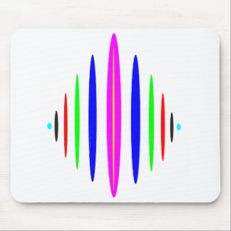 Music Sound Mouse Pad