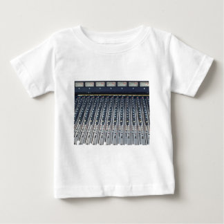 Music soundboard sound board mixer baby T-Shirt