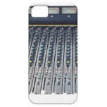 Music soundboard sound board mixer iPhone 5 cases