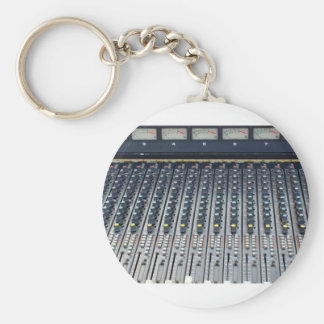 Music soundboard sound board mixer keychain