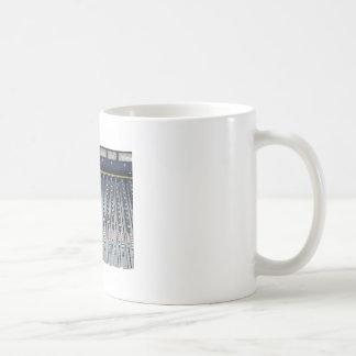Music soundboard sound board mixer classic white coffee mug