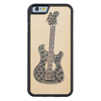 Music Staff Symbol Carved® Maple iPhone 6 Bumper Case