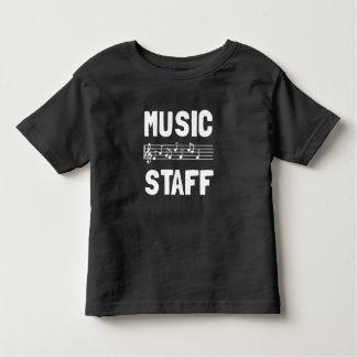 Music Staff Tees