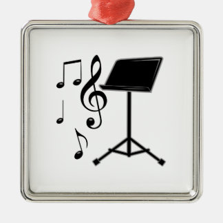 Music Stand Metal Ornament