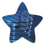 Music Star Sticker
