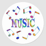 Music Stickers
