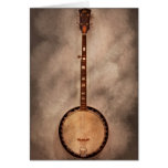 Music - String - Banjo Cards