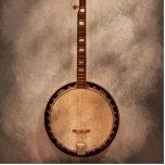 Music - String - Banjo Photo Cutout