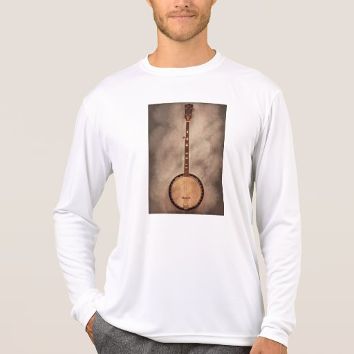 Music - String - Banjo Tee Shirts