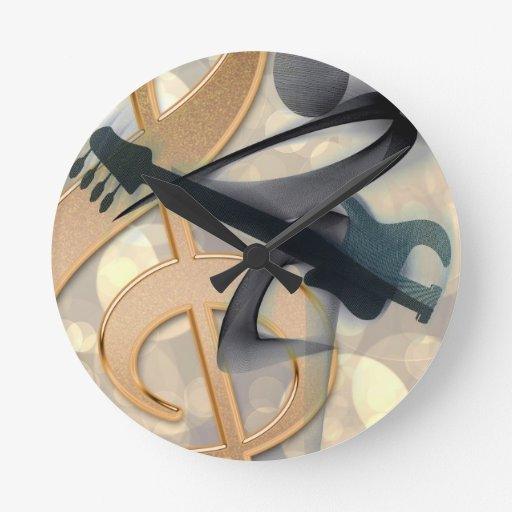 Music  Stringed Instrument Guitar  Destiny Digital Clock