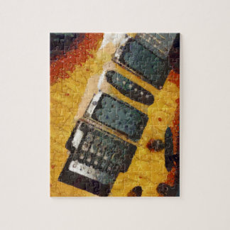 Music Strummed Puzzle