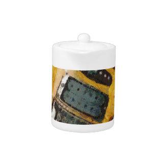 Music Strummed Teapot