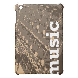 Music Studio Mixer iPad Mini Covers