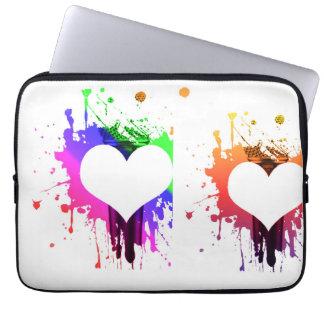 Music Style Laptop Sleeve