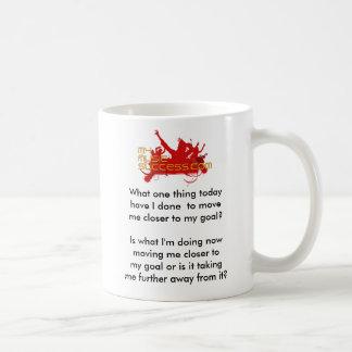 Music Success Mindset Coffee Mug