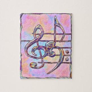 Music Symbols 3 puzzle