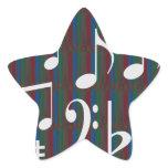 Music Symbols Band Musician Mastreo Singers Songs Star Sticker