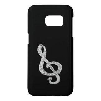 Music Symbols Samsung Galaxy S7 Case