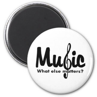 Music T-shirts and Gifts. Magnet