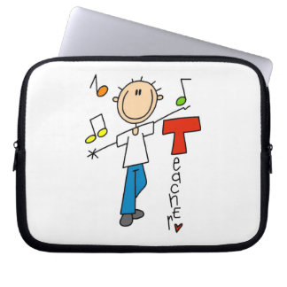 Music Teacher Computer Sleeve