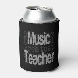 Music Teacher Extraordinaire Can Cooler
