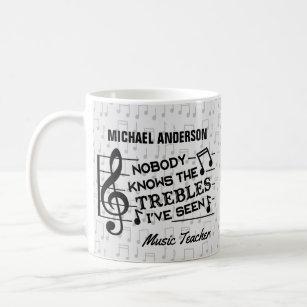 Music Quotes Mugs No Minimum Quantity Zazzle