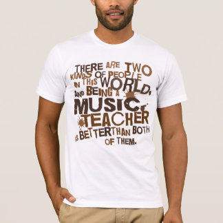 Music Teacher Gift T-Shirt