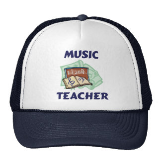 Music Teacher Hat