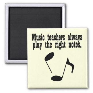 Music Teacher Refrigerator Magnet